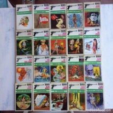 Libros de segunda mano: BANG AGENTE 000 - ALEXIS BARCLAY, 1,3,4,5,9,11,13,15,16,17,20,21,22,23,24,25,26,27,28,29,30,32,33. Lote 154445226
