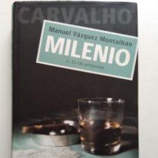 Livres d'occasion: MILENIO/MANUEL VÁZQUEZ MONTALVAN. Lote 154565533