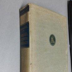 Libros de segunda mano: ANTOLOGÍA DE CUENTOS POLICIALES / JAVIER LASSO DE LA VEGA / EDITORIAL LABOR 1960. Lote 155921134