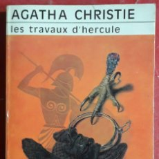 Libros de segunda mano: AGATHA CHRISTIE . LES TRAVAUX D'HERCULE. Lote 155929642