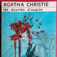 Libros de segunda mano: AGATHA CHRISTIE . LES ÉCURIES D'AUGIAS. Lote 155929902