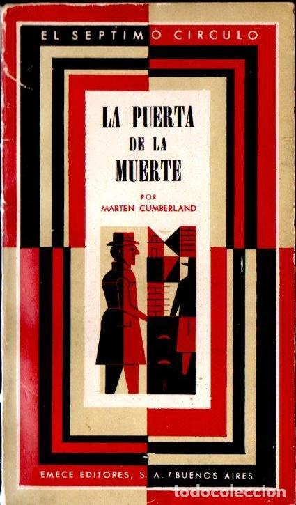 MARTEN CUMBERLAND : LA PUERTA DE LA MUERTE (SÉPTIMO CÍRCULO, 1958) (Libros de segunda mano (posteriores a 1936) - Literatura - Narrativa - Terror, Misterio y Policíaco)