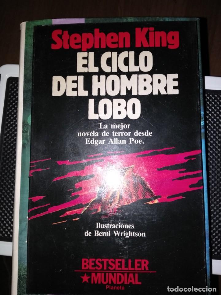 STEPHEN KING - EL CICLO DEL HOMBRE LOBO (Libros de segunda mano (posteriores a 1936) - Literatura - Narrativa - Terror, Misterio y Policíaco)