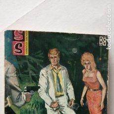 Libros de segunda mano: SERVICIO SECRETO Nº 639 - CLARK CARRADOS - PASTO DE LA MUERTE. Lote 156917090