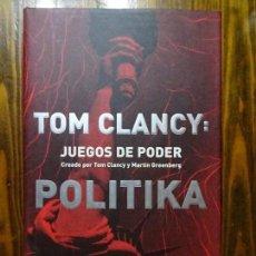 Libros de segunda mano - Politika-Tom Clancy - 156996394