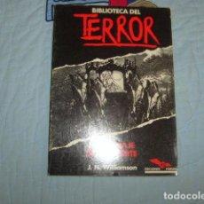 Libros de segunda mano: EL CARRUAJE DE LA MUERTE , J.N. WILLIAMSON . Lote 157378050