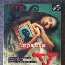 Libros de segunda mano: EXPEDIENTE X EMPATÍA. Lote 157910966