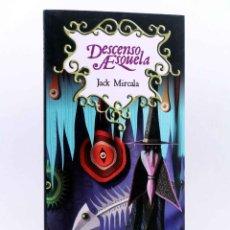 Libros de segunda mano: EL BAÚL DE LAS SOMBRAS 2. DESCENSO A ESQUELA (JACK MIRCALA) EL PATITO, 2012. OFRT. Lote 268400629