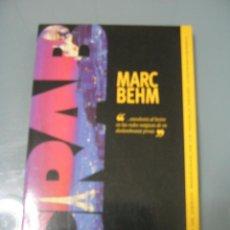 Libros de segunda mano: CRAB - MARC BEHM. Lote 159166418
