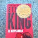 Libros de segunda mano: EL RESPLANDOR -- STEPHEN KING -- PLAZA & JANES 1998 -- . Lote 159574798