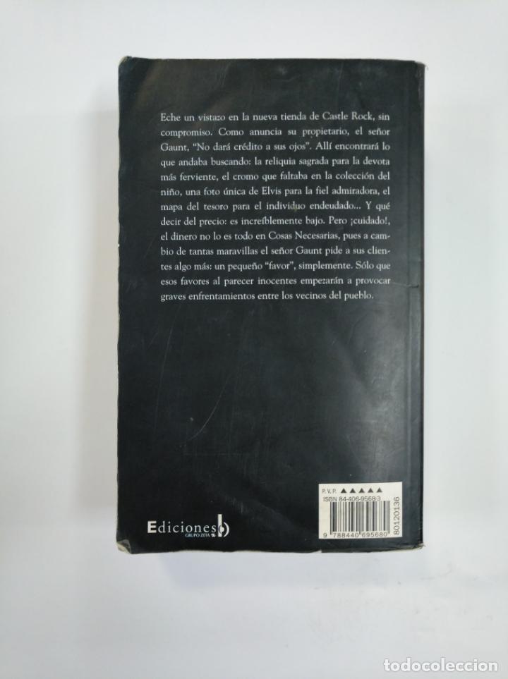 Libros de segunda mano: LA TIENDA. STEPHEN KING. TDK383 - Foto 2 - 159612494