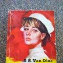 Libros de segunda mano: EL CASO GARDEN -- S. S. VAN DINE -- EDITORIAL MOLINO 1963 -- . Lote 159643438