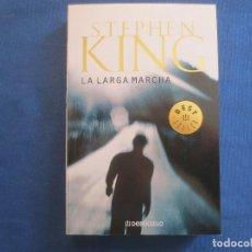 Libros de segunda mano: STEPHEN KING / LA LARGA MARCHA - BEST SELLER DEBOLS!LLO - NUEVO. Lote 160246914