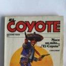 Libros de segunda mano: EL COYOTE N° 1 EDICIONES FORUM. Lote 160466018