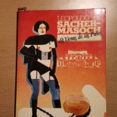 Libros de segunda mano: LEOPOLD VON SACHER-MASOCH - LA VENUS DE LAS PIELES - RODOLFO ALONSO EDITOR. Lote 160647933