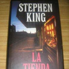 Libros de segunda mano - La tienda (Stephen King) - 161183114