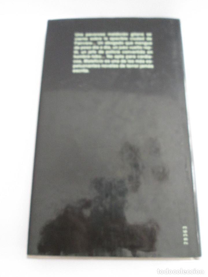 Libros de segunda mano: STEPHEN KING - MALEFICIO - 1986 - 294 PAGINAS - CIRCULO DE LECTORES - TAPAS DURAS CON SOBRECUBIERTA - Foto 3 - 162102218