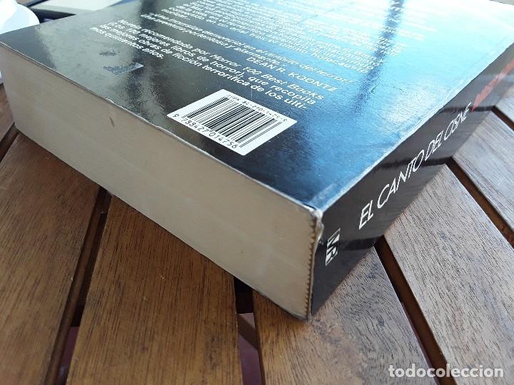 Libros de segunda mano: El canto del cisne. Sin leer, excelente estado. Gran Super Terror, Martinez Roca. Robert McCammon. - Foto 5 - 162470936
