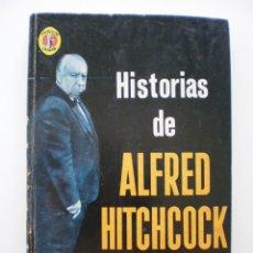 Libros de segunda mano: HISTORIAS DE ALFRED HITCHCOCK. COLECCION CAIMAN Nº 245. Lote 162476098