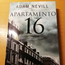 Libros de segunda mano: APARTAMENTO 16 (ADAM NEVILL). Lote 162652354