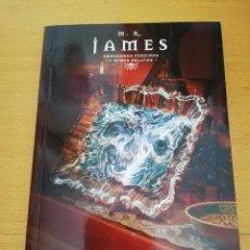 Libros de segunda mano: M. R. JAMES. CORAZONES PERDIDOS Y OTROS RELATOS (EL PAÍS). Lote 162923146