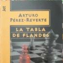 Libros de segunda mano: LA TABLA DE FLANDES 2001. Lote 163312440