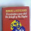 Libros de segunda mano: EL EXTRAÑO CASO DEL DR JEKYLL Y MR HYDE BRUGUERA. Lote 163446522