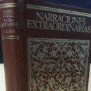 Libros de segunda mano: EDGAR ALLEN POE - NARRACIONES EXTRAORDINARIAS -EDICIONES 29 - AÑO 1971. Lote 163955186