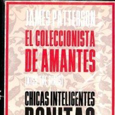 Libros de segunda mano: EL COLECCIONISTA DE AMANTES. Lote 164144554
