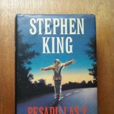 Libros de segunda mano: PESADILLAS Y ALUCINACIONES, STEPHEN KING, CIRCULO DE LECTORES, 1994. Lote 164575466