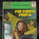 Libros de segunda mano: POR CUENTA PROPIA ( ENEMIGO ACUSADOR ) EDICIONES CENIT. Lote 164610138