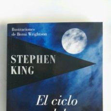 Libros de segunda mano: EL CICLO DEL HOMBRE LOBO STEPHEN KING EDICIÓN LIMITADA. Lote 164870497