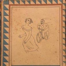 Libros de segunda mano: MOMIAS EN FRESCO. JOAN BUTLER. AL MONIGOTE DE PAPEL. BARCELONA, 1952.. Lote 192785918