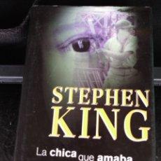 Libros de segunda mano: STEPHEN KING - LA CHICA QUE AMABA A TOM GORDON. Lote 167585189