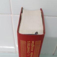 Libros de segunda mano: LESLIE CHARTERIS. EL SANTO. TOMO I. EDITORIAL AGUILAR. PIEL. SEGUNDA EDICIÓN. 1967.. Lote 167591910