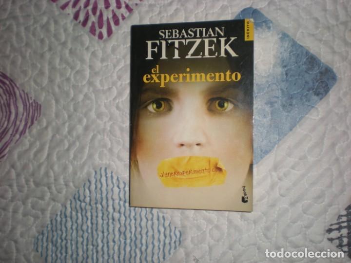 EL EXPERIMENTO;SEBASTIAN FITZEK;PLANETA 2011 (Libros de segunda mano (posteriores a 1936) - Literatura - Narrativa - Terror, Misterio y Policíaco)