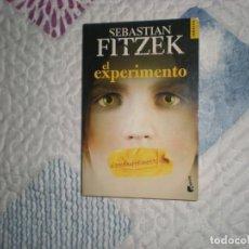 Libros de segunda mano: EL EXPERIMENTO;SEBASTIAN FITZEK;PLANETA 2011. Lote 167957320