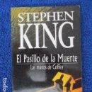 Libros de segunda mano: STEPHEN KING / EL PASILLO DE LA MUERTE / LAS MANOS DE COFFEY 3 PARTE. Lote 168104460