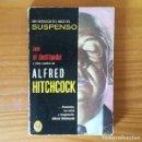 Libros de segunda mano: JACK EL DESTRIPADOR Y OTROS CUENTOS DE ALFRED HITCHCOCK. EDITORIAL DIANA 1965 MEXICO. Lote 168334344