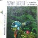 Libros de segunda mano: AGATHA CHRISTIE EL PUDDING DE NAVIDAD Nº 261 SELECCIÓN BIBLIOTECA ORO. Lote 168645772
