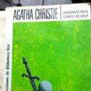 Libros de segunda mano: AGATHA CHRISTIE ASESINATO EN EL CAMPO DEL GOLF Nº 265 SELECCIÓN BIBLIOTECA ORO. Lote 168645796