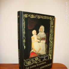 Libros de segunda mano: LA LETRA ESCARLATA (PRIMERA EDICIÓN: 1995) - NATHANIEL HAWTHORNE - VALDEMAR GÓTICA, MUY BUEN ESTADO. Lote 168702248