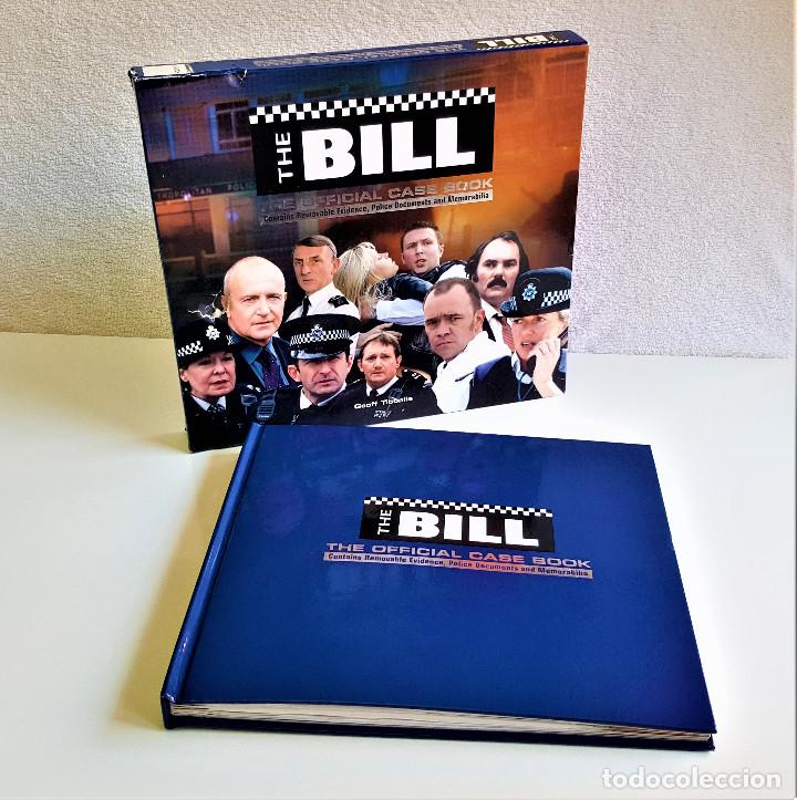 THE BILL - EL LIBRO DE CASOS OFICIALES - PRUEBAS Y EVIDENCIAS REALES - EN INGLES - 31X28.5.CM (Libros de segunda mano (posteriores a 1936) - Literatura - Narrativa - Terror, Misterio y Policíaco)