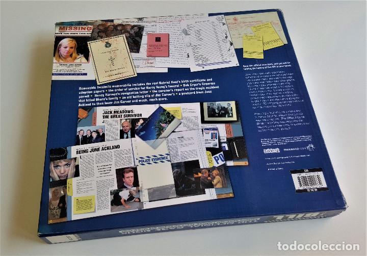 Libros de segunda mano: THE BILL - EL LIBRO DE CASOS OFICIALES - PRUEBAS Y EVIDENCIAS REALES - EN INGLES - 31X28.5.CM - Foto 9 - 168732140
