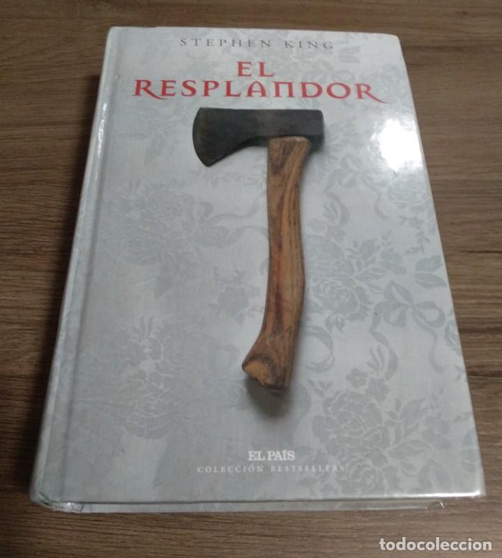 EL REPLANDOR - STEPHEN KING - TAPA DURA (Libros de segunda mano (posteriores a 1936) - Literatura - Narrativa - Terror, Misterio y Policíaco)