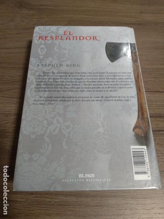 Libros de segunda mano: EL REPLANDOR - STEPHEN KING - TAPA DURA - Foto 3 - 168917280