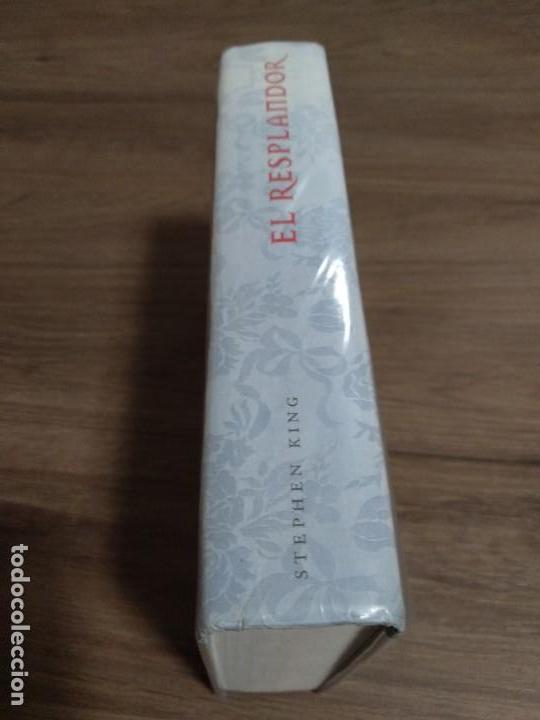 Libros de segunda mano: EL REPLANDOR - STEPHEN KING - TAPA DURA - Foto 4 - 168917280