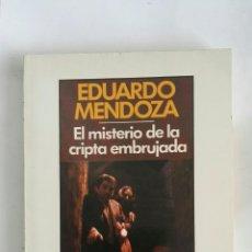 Libros de segunda mano: EL MISTERIO DE LA CRIPTA EMBRUJADA. Lote 169469901