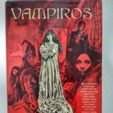 Libros de segunda mano: VAMPIROS. UNA COLECCIÓN DE HISTORIAS MACABRAS. . Lote 170163208
