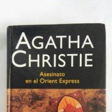 Libros de segunda mano: ASESINATO EN EL ORIENT EXPRESS. Lote 170404372